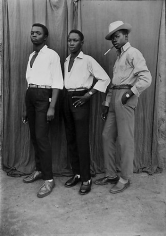 Seydou Keita Fashionable Men.  Mali.  C. 1955