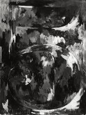 The Black Figures, Rudolph Burckhardt, 8x10 Silver Gelatin Print