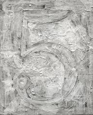 The Figure 5, Rudolph Burckhardt, 8x10 Silver Gelatin Print