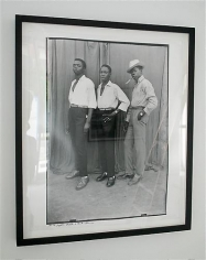 Seydou Keita Three Men, 1958-1960