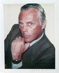 Giorgio Armani.