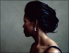 Annie Leibovitz. Michelle Obama.  2007 / printed 2009.