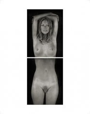 Kate Diptych #1, 2005