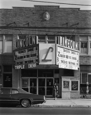 Lincoln Theater, North Arlington, NJ, 1982.