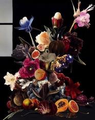 Scheltens and Abbenes.  Bouquet IX.  2008.   48 x 40 inch Enduraflex print.