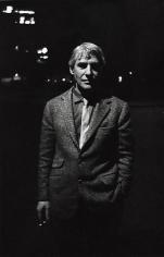 Robert Frank, Willem De Kooning. 1962.