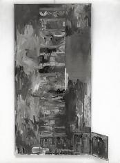 Slow Field, Rudolph Burckhardt, 8x10 inch Silver Gelatin Print