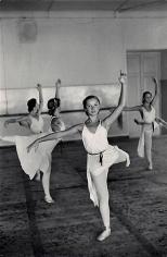 Henri Cartier-Bresson, Bolshoi Ballet School. Moscow. 1954.