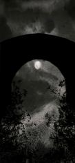 Descending Moon Bridge, 2013, 69 x 32 inch digital c-print-Edition of 3