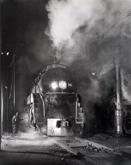 J Class 605, Shaffer's Crossing, VA, 1955