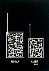 Ken Grimes Untitled, Probe Series (Energy Requirements), 2009
