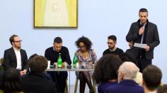"OAF Talks 2016 - ""The Shifting Center"""