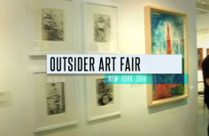 Outsider Art Fair New York 2014 - A Documentary
