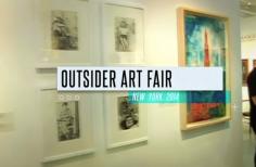 Outsider Art Fair New York 2014 - A Documentary