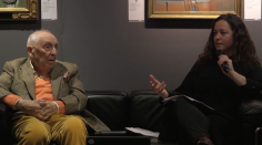 OAF Talks: Daniel Cordier in Conversation with Anne Sauvagnargues and Valérie Rousseau