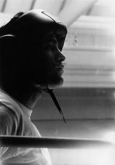 YUL BRYNNER Bobo Olson, Harlem, 1954
