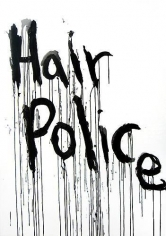 KIM GORDON Hair Police, 2009
