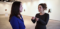 An conversation between curator Jennifer Lange and artist Adriana Varejão on the occasion of her 2014 solo exhibition Polvo at Lehmann Maupin in New York.