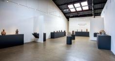 Francisco Toledo exhibition photograph