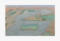 Joseph Elmer Yoakum Dead Sea near Dhioan in Jordan So East Asia, c. 1970