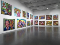 Virtual Tour: Peter Saul at the New Museum