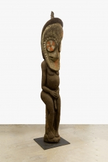 Vanuatu Fern Figure, Ambrym Island early 20th century