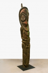Vanuatu Fern Figure, Ambrym Island early 20th century