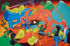 Peter Saul: From Pop to Punk