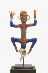 Malekula Neten Mwelip Dance Staffs