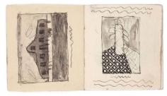 James Castle(1899-1977), Untitled