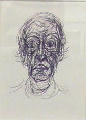 Alberto Giacometti Tête de Diego