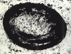 Richard Serra Untitled (Shelter Benefit Print)