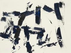 Charlotte Posenenske, Spachtelarbeit [Palette-knife work]
