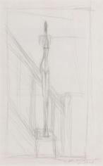 Alberto Giacometti Homme debout sur une stele