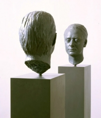 Gerhard Richter Zwei Skulpturen fuer einen Raum von Palermo [Two Sculptures for a Room by Palermo]