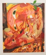 Dana Schutz, Self-Eater, 2005