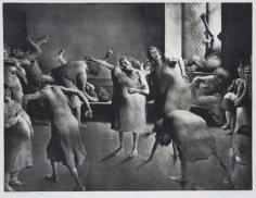 Robert Riggs, Psychopathic Ward, c. 1940