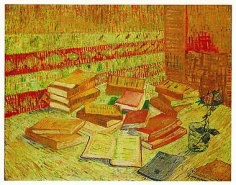 VINCENT VAN GOGH, (Dutch, 1853-90), Parisian Novels, 1887