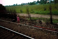 Paul Fusco, From the Robert F. Kennedy Funeral Train, 1968