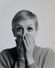 Bert Stern, Twiggy, 1967 (Surprised)