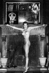 Wayne Maser,  Nude, Circa 1986