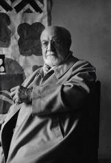 Alexander Lieberman, Henri Matisse, Paris, 1949