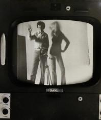 Bert Stern, Bert Stern and Diane Parkinson, circa 1970