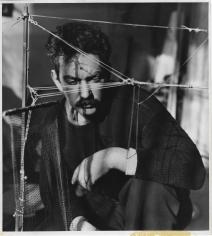 André Kertész, Alexander Calder, 1929