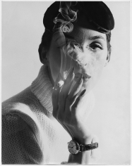 Tom Palumbo, Anne St. Marie Smoking, circa 1961