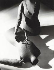 Norman Parkinson Two Dressmaker's Dummies with Scissors, 1960