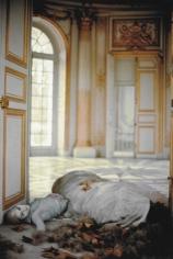 Deborah Turbeville, Unseen Versailles: Aurelia Weingarten, 1980