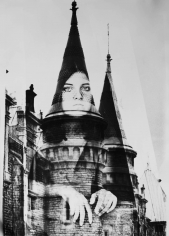 Kali, Kathy in Tower 2, 1968