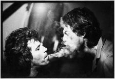 Arthur Elgort, Keith Richards and Mick Jagger, New York, 1981