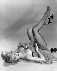 Bruno Bernard, Irish McCalla, 1954